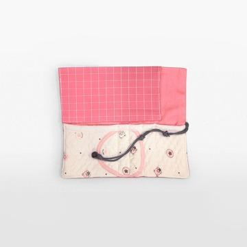 Drezier Atelier making design development :: utensil wrapper upcycling baby clothes